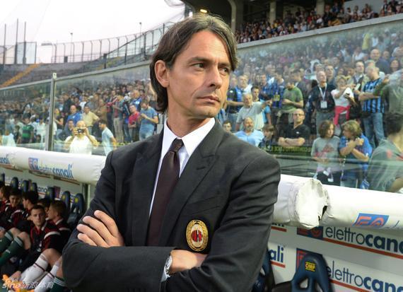 因扎吉出任威尼斯队主教练
