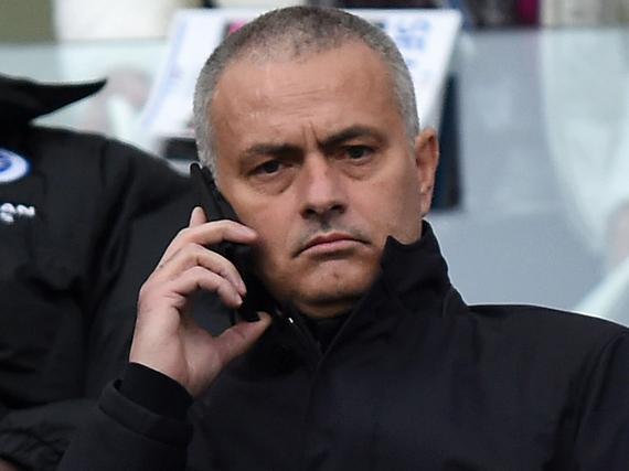 门德斯表示目前穆帅还没和曼联谈妥