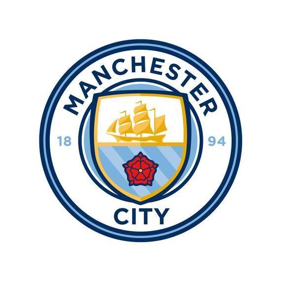 曼城新队徽