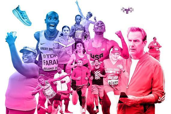外媒评2015跑步年度最好