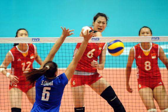 杨珺菁将按照国家队主帅郎平的安排于12月