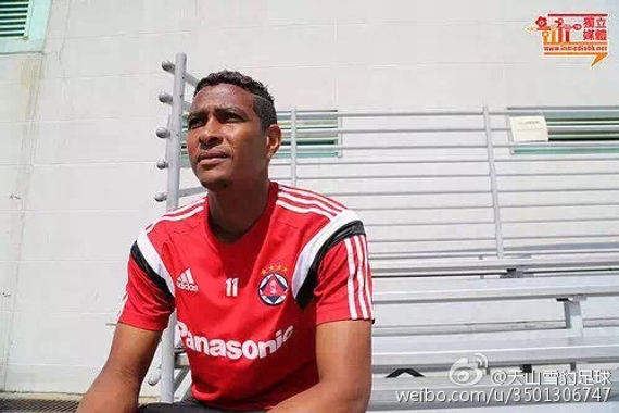 新疆完成新赛季第一签 签下香港归化球员伊达