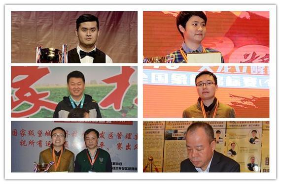 2015象棋人物:最佳棋手王天一 冠军教练李艾东