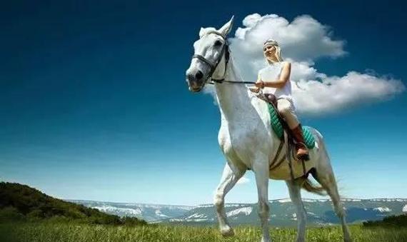 初学者如何骑马