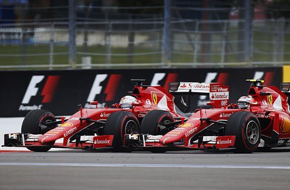 法拉利是F1运动自始至终的参与者