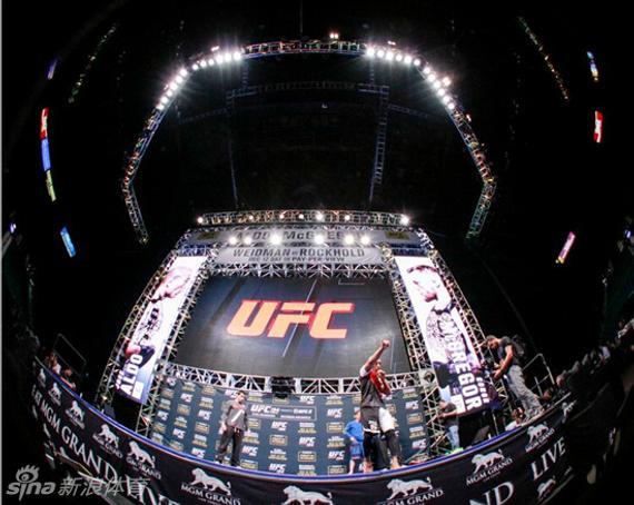 UFC携手新浪体育打造国内最强综合格斗平台