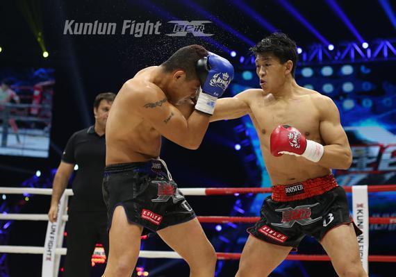 如果说拳王阿里是现代拳击的代名词的话