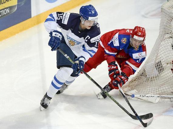 芬兰队夺冠