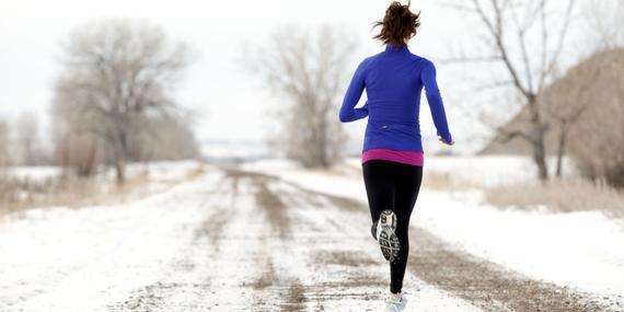 女跑友发布慢跑宣言
