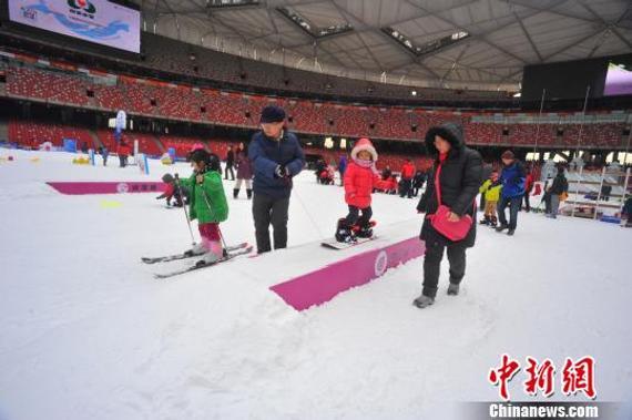 中国2022冬奥主题的儿童图画
