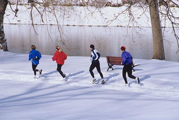 冬季物品手绘图片