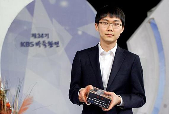 朴廷桓夺得KBS杯