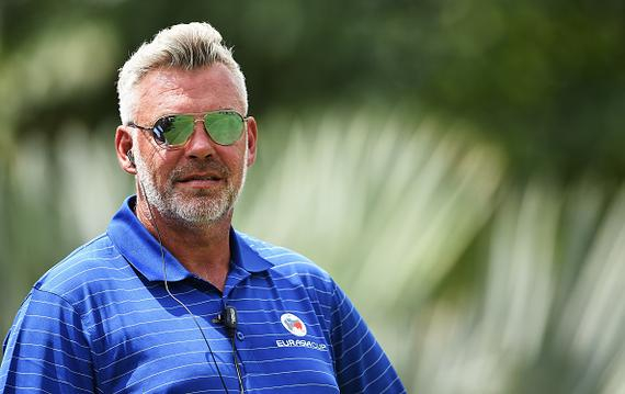 克拉克带领欧洲队轻松击败亚洲队夺得欧亚杯