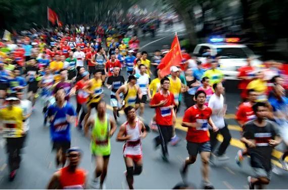 专业马拉松赛事必备条件 8个规则助你正确跑马