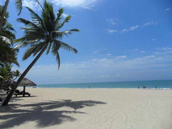 打造海岛旅游新名片