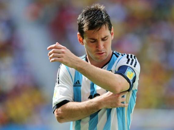 梅西有信心帮巴萨和阿根廷拿冠军