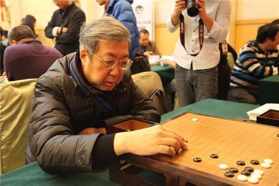 在较早前于阳江海陵岛举行的第三届中国棋文化峰会暨海上丝绸之路围棋