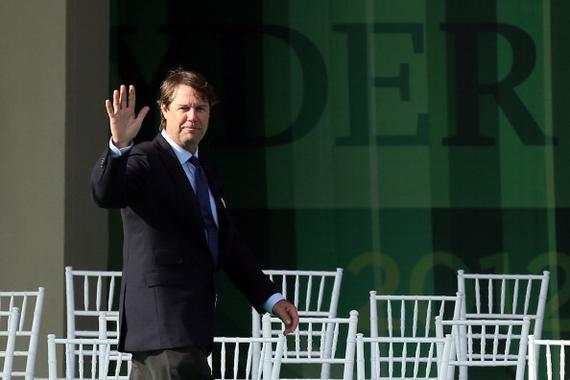 保罗-阿辛格成为福克斯首席高尔夫评论员