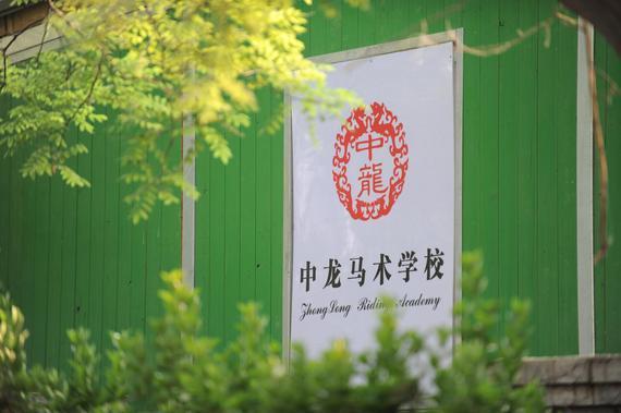 中龙马术学校