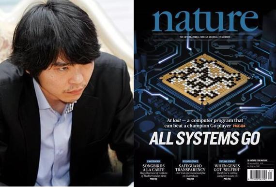 李世石战AlphaGo,您看好谁?