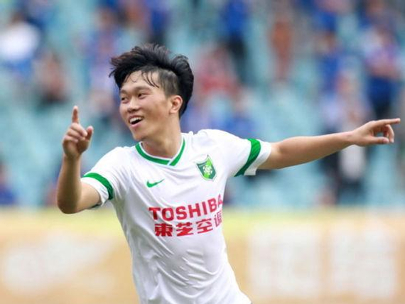 The zhejiang media exposure greentown international has signed suning transfer exceeds 40 million