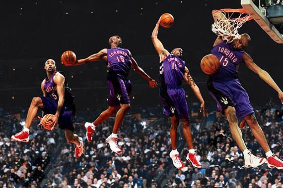 前方-新浪NBA专访卡特 还记得他飞跃的身影吗?
