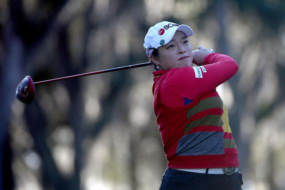 威利特为HONMA赢下LPGA新赛季首胜