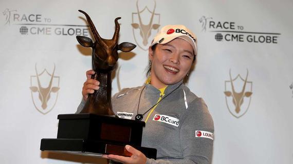张哈娜成功拿下科茨赛冠军