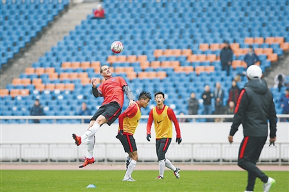 Lifan go to Japan to fight the first round of the new season Hengda zipper to avoid a repeat of 0-7