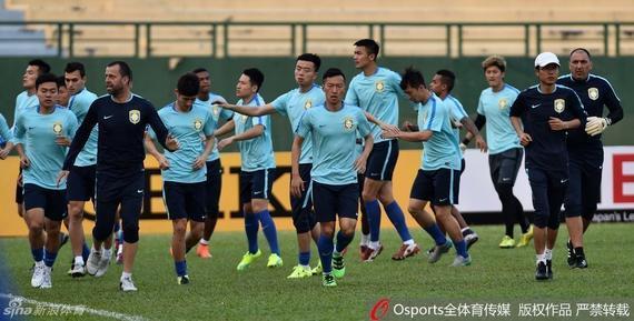 苏宁指望在本年的亚冠联赛能有所打破