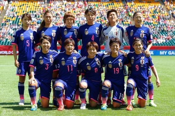 日本女足(材料图)