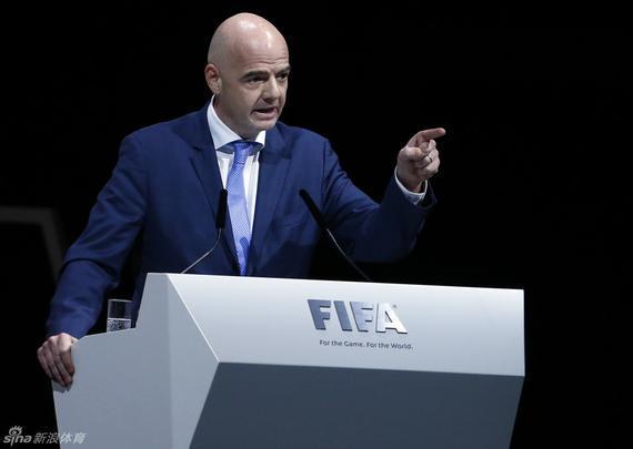 因凡蒂诺曾是欧足联秘书长