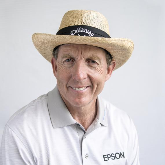 著名高尔夫教练大卫-利百特