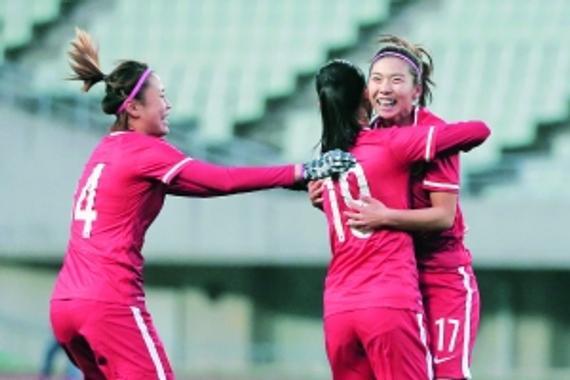 女足将战朝鲜
