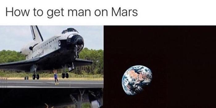 库里巅峰之作 人类怎么去火星 图
