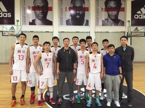 U17联赛浙江打败山东夺冠