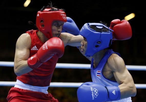 无论是拳王阿里还是福尔曼等奥运会冠军