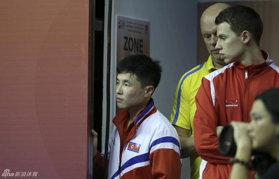 你对朝鲜乒乓球队的印象是?