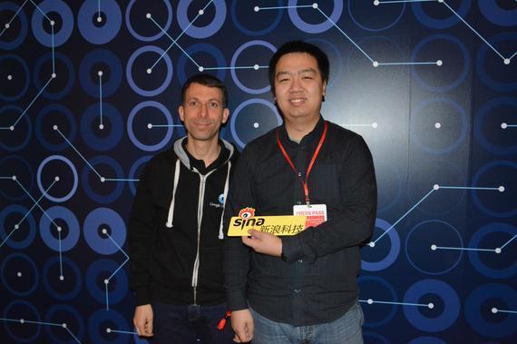新浪专访AlphaGo第一作者David Silver
