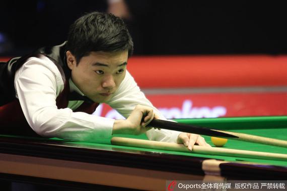 丁俊晖将参加中式台球世锦赛