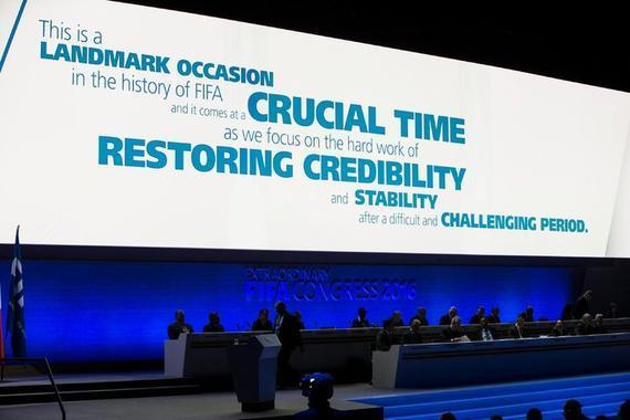 FIFA欲图自救挽回经济和名誉损失