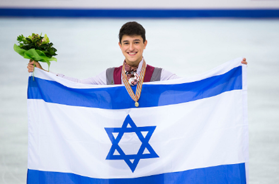 以色列选手萨莫男单夺冠