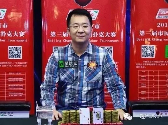 北京杯冠军张阳