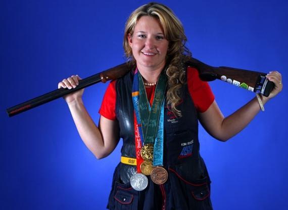 罗德取得过奥运会3金1银1铜