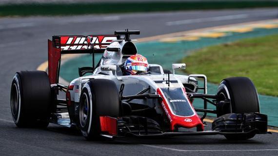 哈斯车队格罗斯让在F1揭幕站拿到第六名
