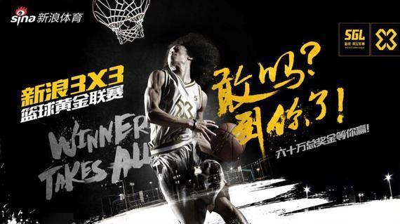 新浪3x3篮球黄金联赛