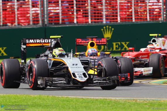 F1排位赛新规巴林站继续使用