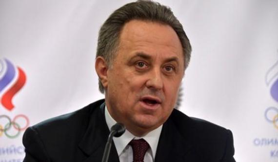 俄罗斯体育部长穆特科