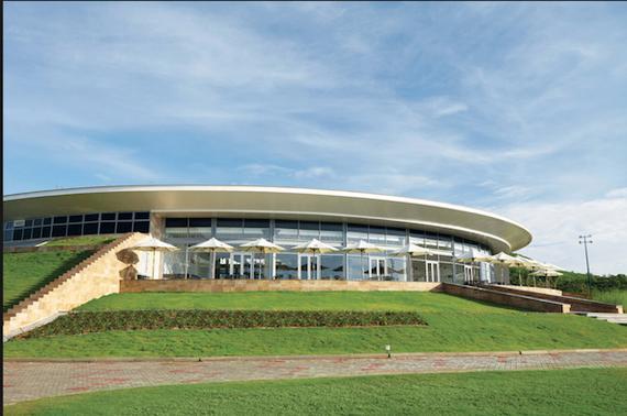 卢克-唐纳德的榜首个球场描绘著作巴拿山高尔夫球场曾经竣工