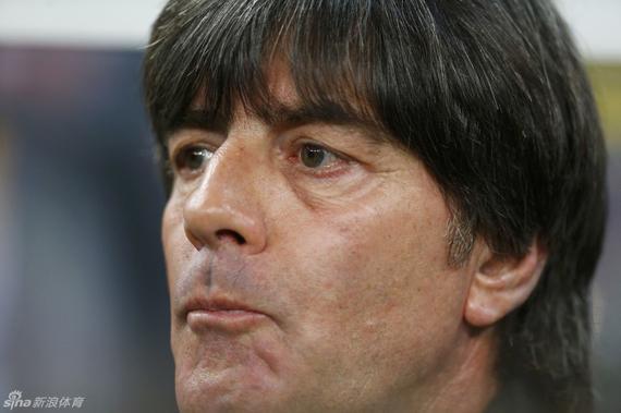 勒夫对德国队本场的表现非常满意